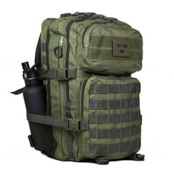 Nordic Army Assault RYGSÆK Net pocket Green - 28L