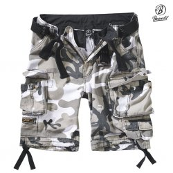 Brandit Savage Shorts - Urban Camo