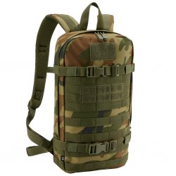 US Cooper Daypack - Woodland Camo