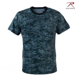 Rothco Digital Camo Midnight T-Shirt