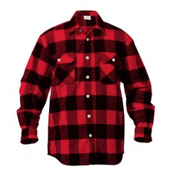 Original U. S. Flannel shirt