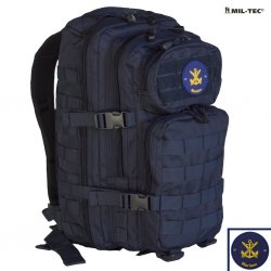 Mil-Tec® Assault Marin Rygsæk 25L - Navy Blue