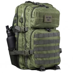 Army Gross Assault RYGSÆK 50L Net Pocket - OD