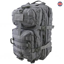 Brittisk Hex - Stop Reaper Backpack Large - Metal Grey