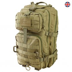 Brittisk Hex - Stop Reaper Backpack 50L - Coyote