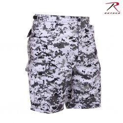 Rothco BDU Shorts - City Digital Camo