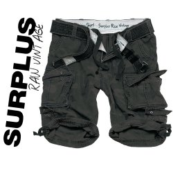 Surplus Raw Vintage Division Shorts Dark Camo