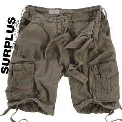 surplus airborn shorts od