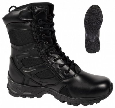 BLACK FORCED ENTRY DEPLOYMENT BOOT