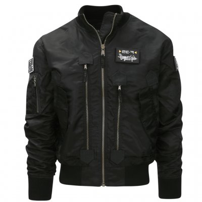 F-35 Flight Jacket - Black