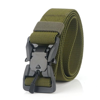Military Tactical Magnet belt - Army Green