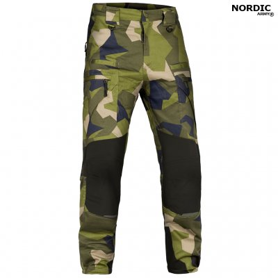 Nordic Army® Active Stretch Bukser - M90 Camo