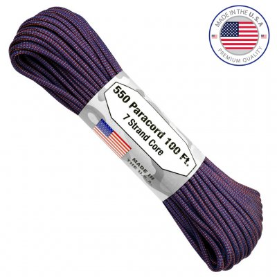 Atwood Rope MFG Changing Paracord - Prism