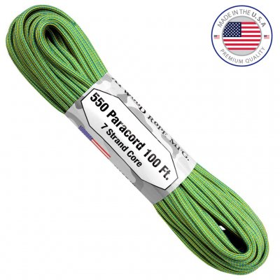 Atwood Rope MFG Changing Paracord - Tree Frog