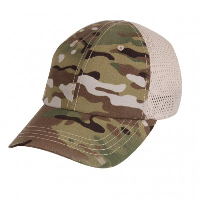 Rothco Mesh Back Tactical Cap - Multicam