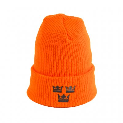 Royal Acryl Watch Cap - Orange