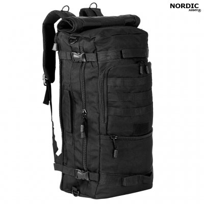 Nordic Army Scout Backpack 40L - Black