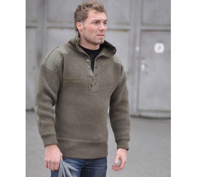 Østrigske Alpine Sweater OD