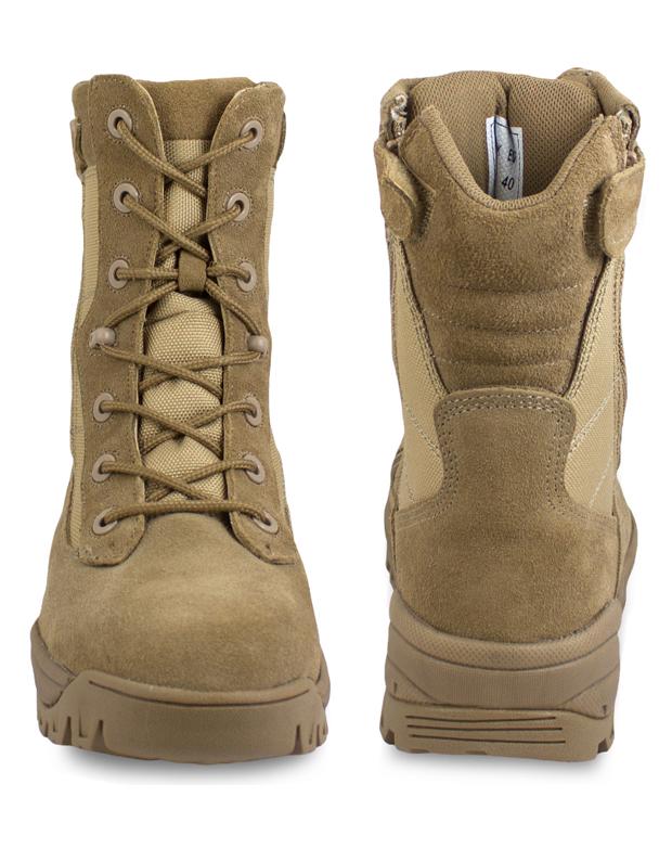 Mil Tec Tactical Side Zip Boots