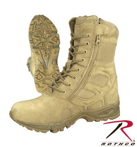 Rothco FORCED ENTRY sort Tactical militær støvler